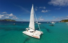 Piana 40ft Yacht Half Day Charter