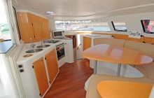Piana 40ft Yacht Day Charter to Anguilla
