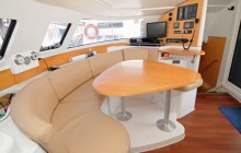 Piana 40ft Yacht Day Charter to Sint Maarten