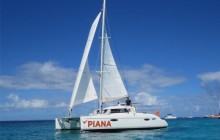 Piana 40ft Yacht Day Charter to St Barth