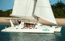 Mojito 47ft Yacht Day Charter to St Barth