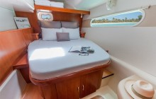 Seaduction 46ft 1 Week Charter to Anguilla and St Maarten
