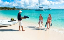 Seaduction 46ft 1 Week Charter to St Barth, Nevis, St Kitts