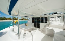 Seaduction 46ft Yacht Day Charter to Sint Maarten