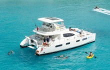 Nirvana 47ft 1 Week Charter to Anguilla, St Maarten and St Barth
