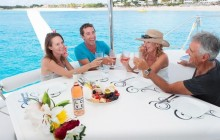 Nirvana 47ft 1 Week Charter to St Barth, Nevis & St Kitts