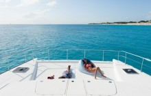 Nirvana 47ft Yacht Day Charter to Sint Maarten