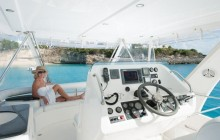Nirvana 47ft Yacht Day Charter to St Barth