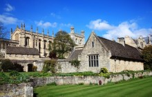 Downton Abbey, Oxford, and Bampton