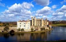 Leeds Castle, Canterbury, Dover, & Greenwich