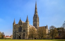 Lunch At Stonehenge, Salisbury Cathedral, & Bath