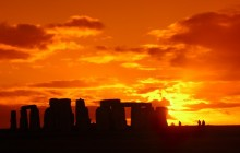 Sunset Tour at Stonehenge Plus Bath & Lacock
