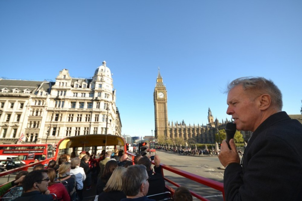 The London Eye & Classic Red Bus Tour - Afternoon