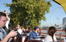 The London Eye & Classic Red Bus Tour - Morning