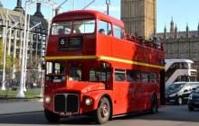 Vintage Bus Tour & London Aquarium
