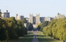 Windsor Castle, Stonehenge, Lacock, and Bath