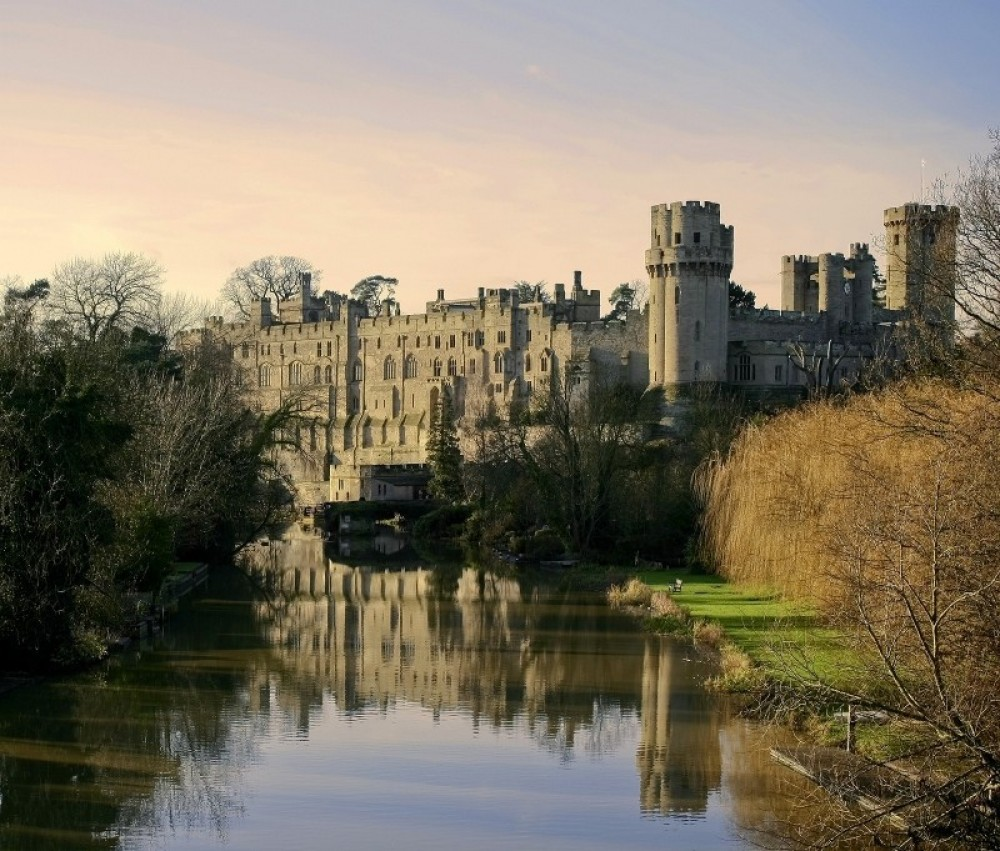 Warwick Castle, Stratford, Oxford & The Cotswolds