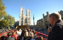 Vintage Open Top Bus Tour with Afternoon Visit to Stonehenge
