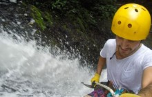 Waterfall Rappel Tour