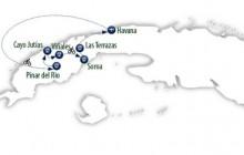 Cuba Bike Tour 7 Nights