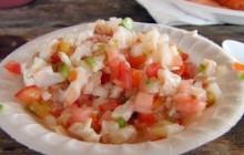 Conch Salad Lesson