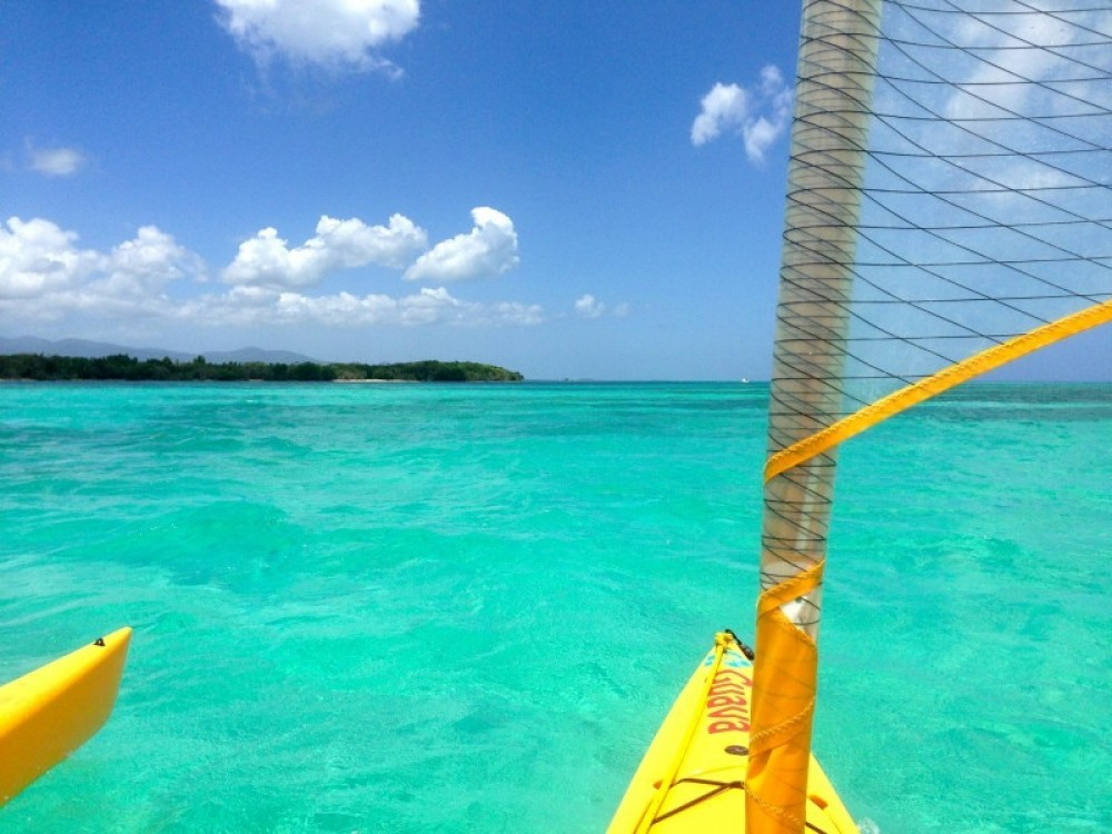Green & Blue Sailing Trip (Day)
