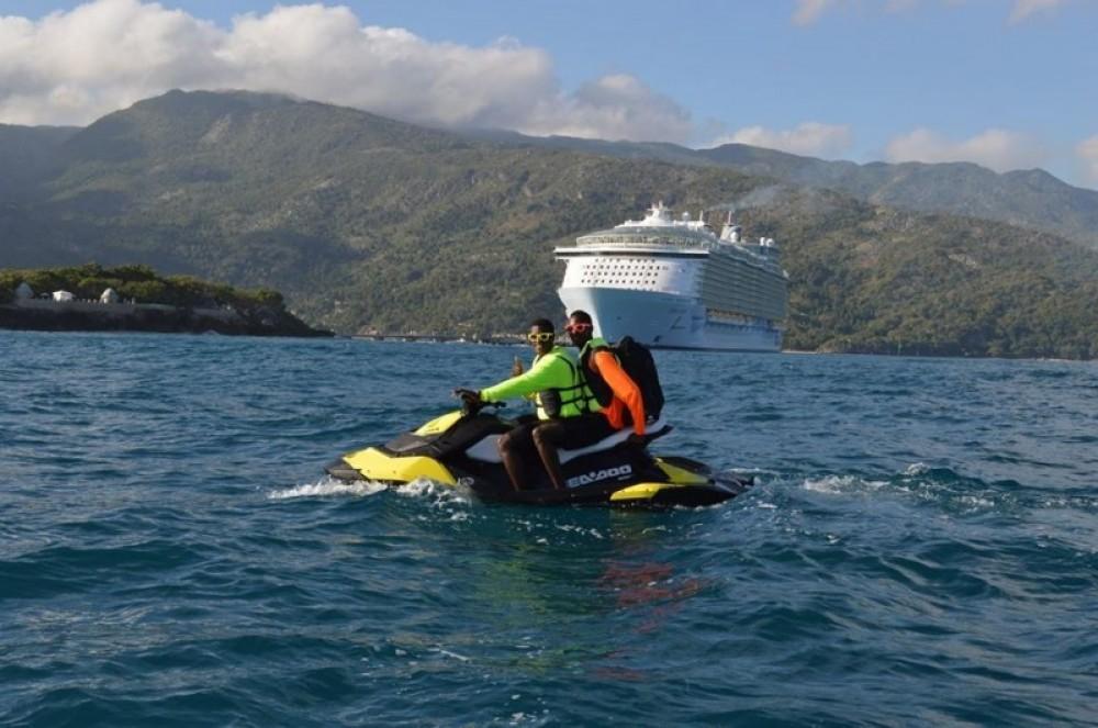 Jet Ski Haiti  Tour