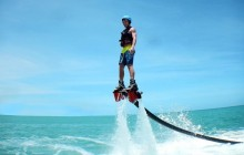 Flyboard Haiti - Initial Flight