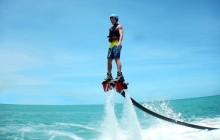 Flyboard Haiti - Novice Flight