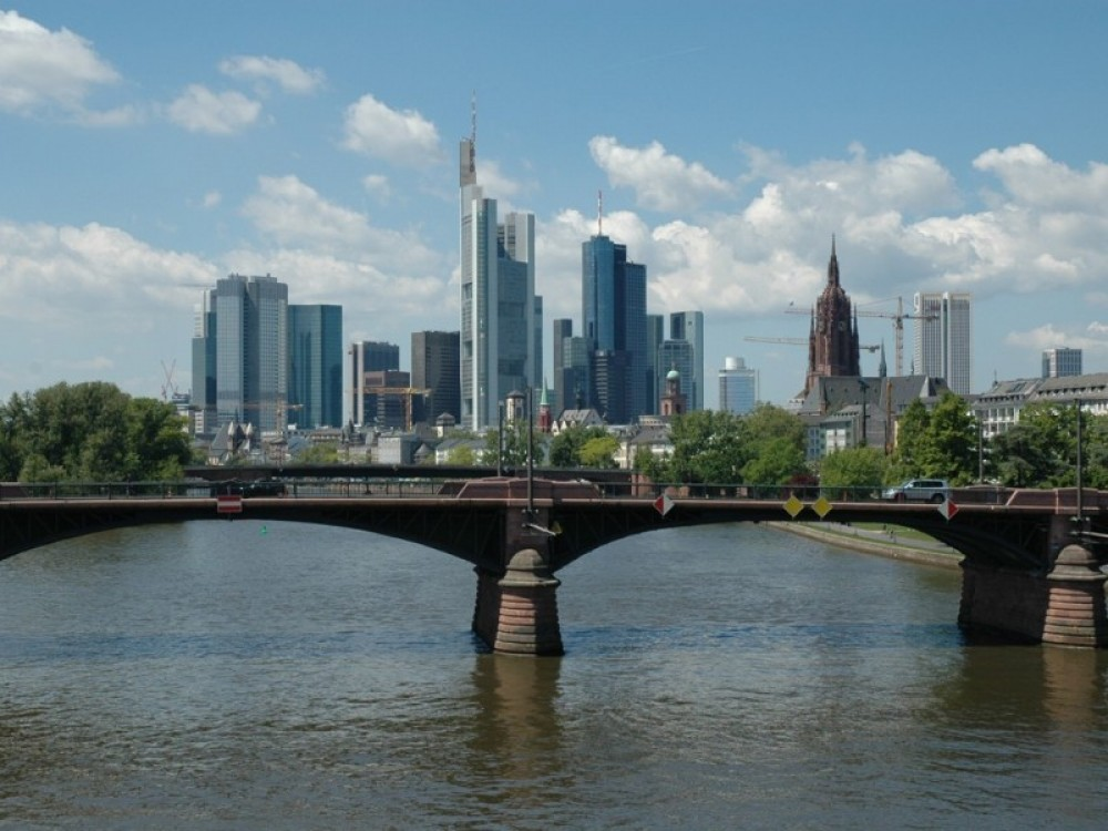 Frankfurt Roundtrip City Tour - 1 hour