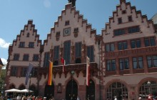 Frankfurt City Guided Tour
