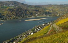 Frankfurt City Roundtrip & Rhine Valley
