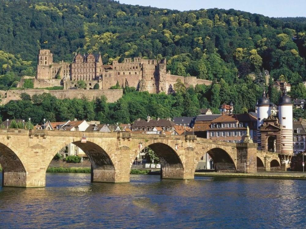 Heidelberg Afternoon