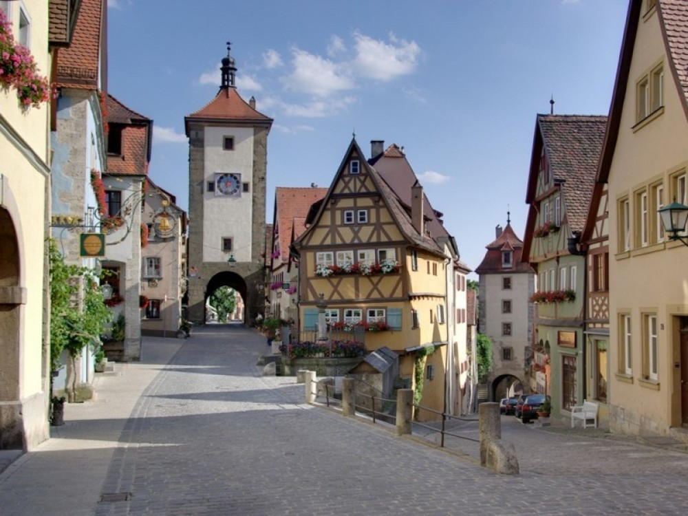Nuremberg / Rothenburg Tour