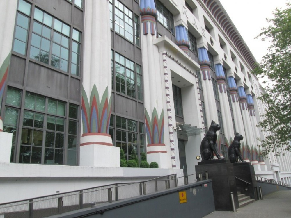 Art Deco London Taxi Tour