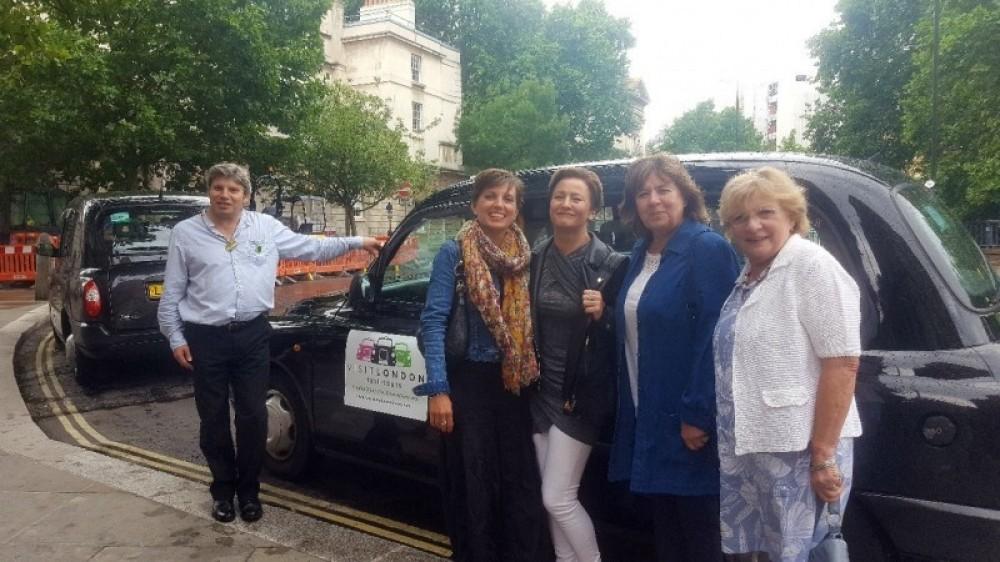 Secret London TaxiTour