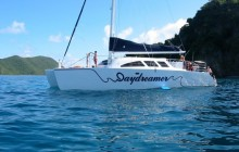 Daydreaming & Coconut Sailing