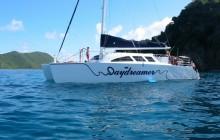 Full Day Sail To Jost Van Dyke, BVI on Daydreamer
