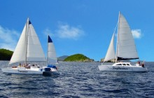Full Day to St. John Sail on Coconut