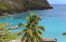 Boat Trip Trois Ilets / Anse D'Arlet Half Day