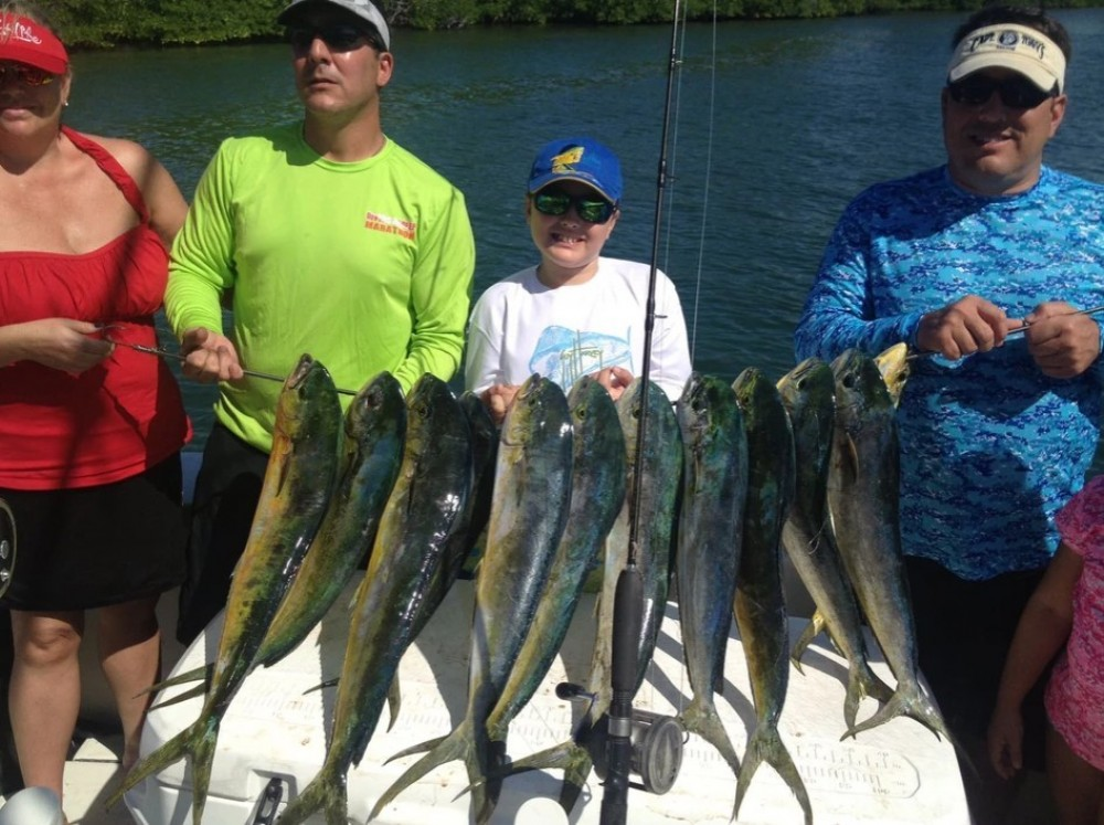 Private Fishing Charter Half Day