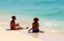 Stingray City, Coral Garden & Beach Tour