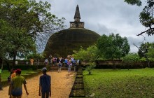 Ancient Stupas Of Sri Lanka