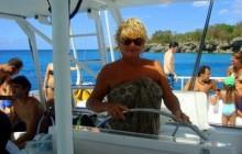 Catamaran Booze Cruise