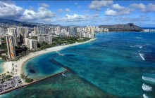 Waikiki & South Shore - 30 min Helicopter Tour