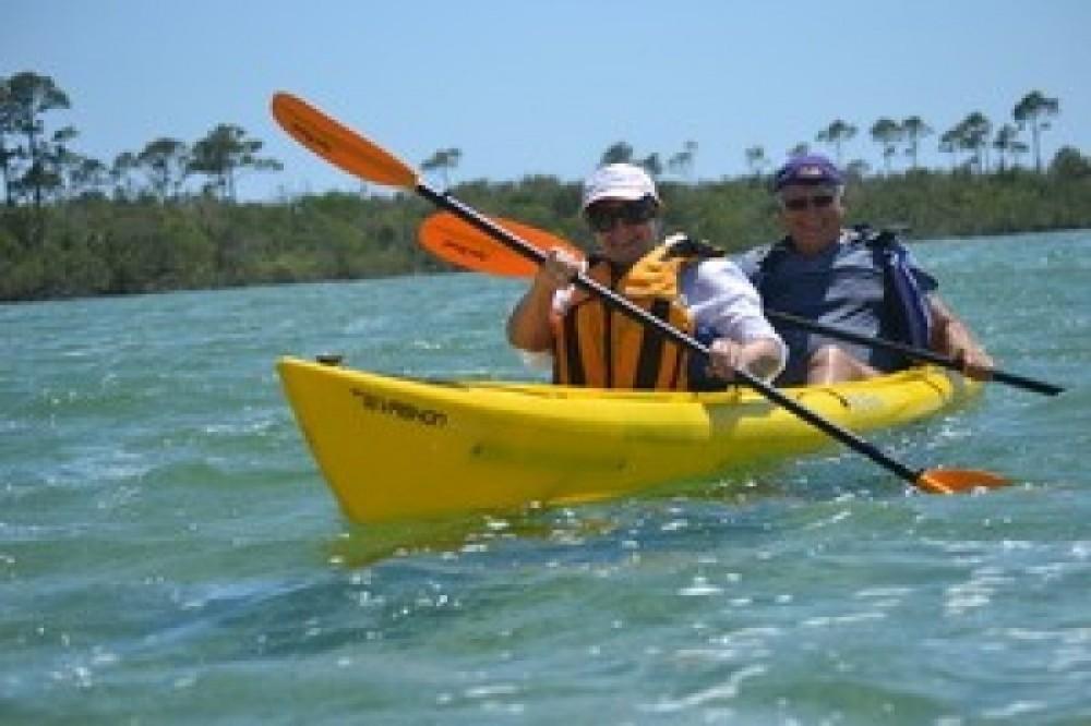 Kayaking & Snorkeling To East Grand Bahamas