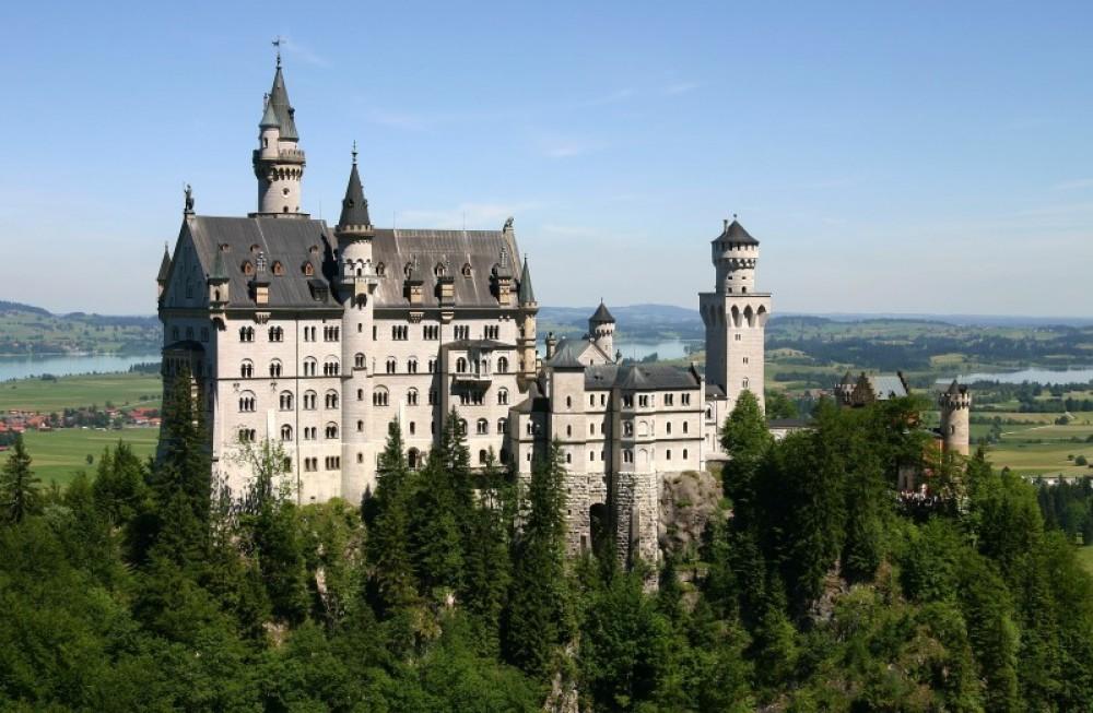 Neuschwanstein & Herrenchiemsee Castle Combo