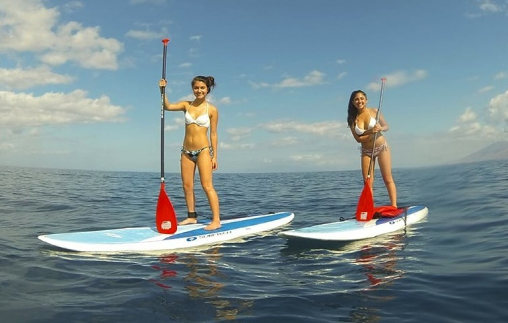 Private Paddle Board Adventure