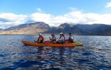 3 Hour Makena Kayak & Snorkel Tour