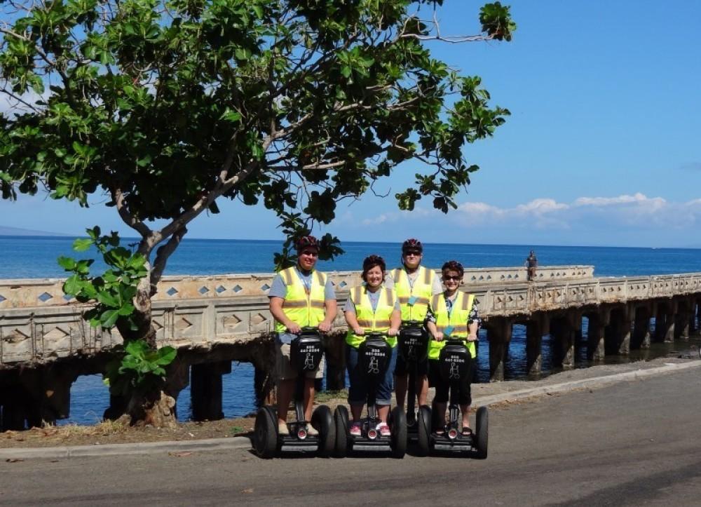90 Minute Segway Tour of Lahaina
